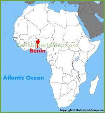 Africa Imperialism Map by Map Of Africa Benin Deboomfotografie