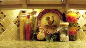 rooster kitchen canisters country kitchen very elegant rooster kitchen decor country kitchen