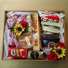 snack basket snack gift box b flower delivery south korea 320 5