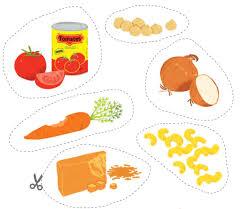 recette de cuisine a imprimer jeu à imprimer cuisine ton repas fondation olo