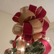 best bow tree topper products on wanelo