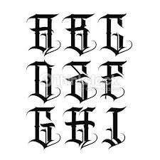 best 25 gangster letters ideas on pinterest chicano lettering