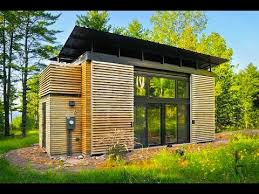 green home design elegant small prefab green home with functional design youtube