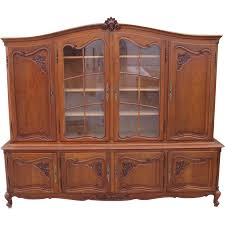 Antique Breakfront China Cabinet by French Antique Bookcase Antique China Cabinet Antique Display