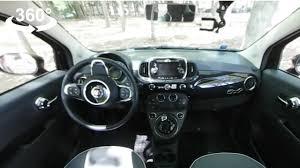 Lamborghini Murcielago Fiat 500 - fiat 500 car interior 360 video youtube