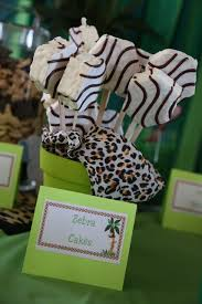 jungle safari shower baby shower party ideas lil debbie snacks
