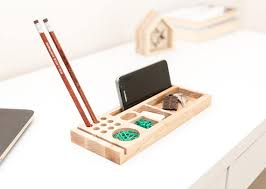 desk phone stand organizer pencil holder desk organizer wood pen holder phone pertaining to