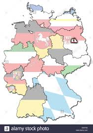German States Map by Berlin On Old Administration Map Of German Provinces States With