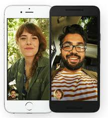 does android facetime duo takes on facetime