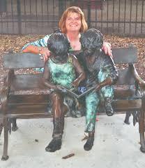 roper ymca statues rededicated to terry siblings windermere