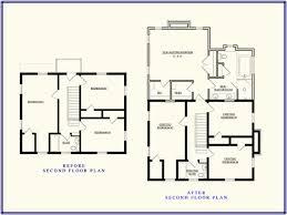second floor plans adding second floor log cabin second story addition floor plan