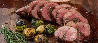 grilled boneless leg of lamb roast using the reverse sear