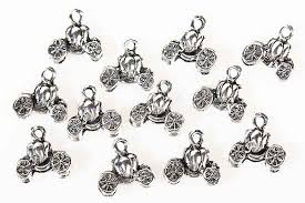 cinderella coach antiqued silver cinderella coach charms jewelry charms jewelry