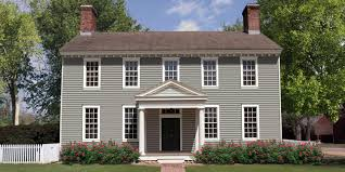 home style american colonial