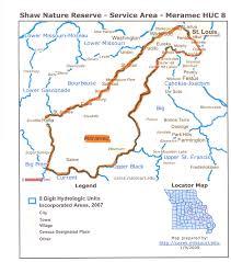 St Louis Mo Map St Louis District U003e Missions U003e Regulatory U003e Mitigation U003e Banks Mo Il