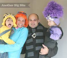 Despicable Family Halloween Costumes Diy Halloween Costume Lucy Wilde Despicable 2