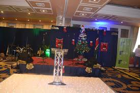 kcb christmas party our work