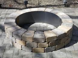 Belgard Fire Pit by Gas Fire Pits Amazon Full Size Of Dining Tablesfire Pit Table Top