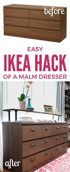 ikea malm hacks the easiest ikea malm hack ever designer trapped in a lawyer s body