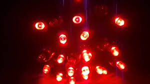 Red Led Light Bulb by 5mm Red Led Twinkle Led Lights Youtube