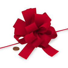 bows for cars presents fabric bows top your gift in high style