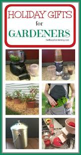 Gifts For Vegetable Gardeners by Holiday Gift Ideas For Gardeners