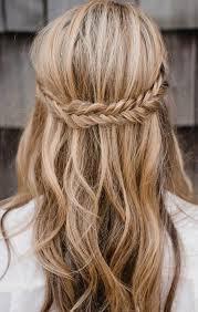 braided hairstyles with hair down half up half down braid hairstyles