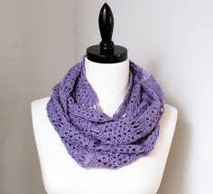 broomstick lace infinity scarf fabulous broomstick lace crochet projects on craftsy