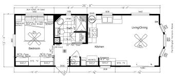 Park Model Home Floor Plans by Sand Dollar Mobile Home Floor Plan Factory Expo Home Centers