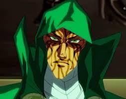 Dr Doom Mask Curt Von Doom Doctor Doom
