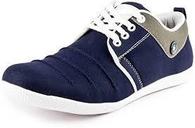 black macy men u0027s blue cloth casual shoes 10 at glowroad 4s3avo
