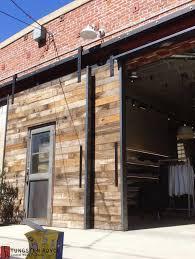 Barn Door Store by Oddities Tungsten Royce