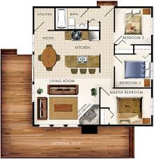 One Floor Small House Plans 17 Best Images About Small House Plans On Pinterest Cottage Home