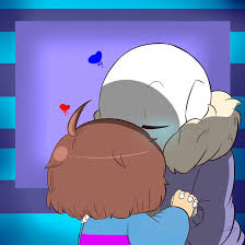 sans the skeleton by jellyjellatin doodle of sans x frisk ahhhhh by twitchy senpai on deviantart