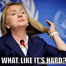 Hair Flip Meme - the best hillary clinton memes