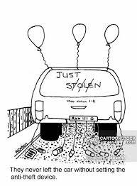 auto alarm cartoons comics funny pictures cartoonstock