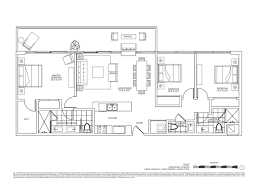 Party Floor Plan by 400 Sunny Isles Floor Plans