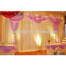 backdrops beautiful 2018 wedding drape backdrops beautiful stage backdrop for