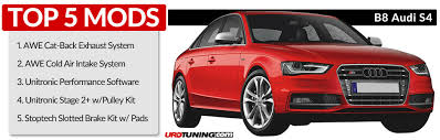 audi q5 performance parts oem or performance parts for your b8 b8 5 audi s4