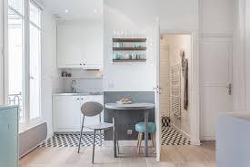 cuisine studio cuisine équipée pour un studio côté maison
