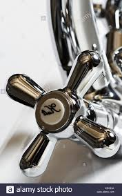 mixing valve for hand sink bath sink tap coldly close up bathroom hand sink bath