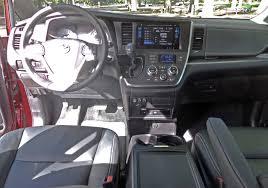 2015 minivan 2015 toyota sienna se minivan test drive nikjmiles com