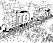 washing thomas train colouring pages print9634 coloring pages