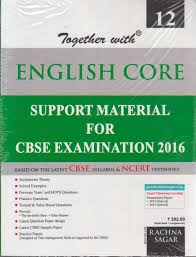 together with english core assignment booklet for class 12