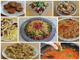 rosh hashana new year dinner recipes