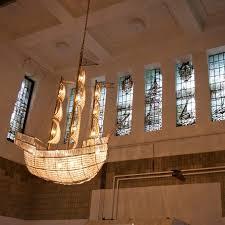 Crystal Ship Chandelier Designers Lloyd Hotel U0026 Cultural Embassy Amsterdam The