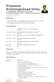 It Director Resume Examples by It Manager Resume Samples Visualcv Resume Samples Database