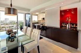 innovative ideas for home decor inspirational innovative dining room with bar cabinet apartment