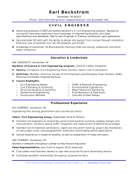 sle resume for civil engineering internship reports civil engineering resume civil engineer entry level yralaska com