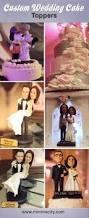 custom figurines from your photos weddings custom wedding cake